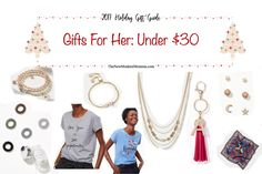 Gifts for Her: Under