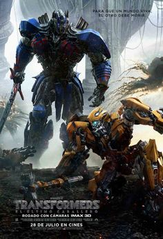 It's Optimus Prime vs. Bumblebee on this brand new poster of Transformers 5 The Last Knight, the upcoming action science-fiction blockbuster movie directed by Michael Bay: Transformers Film, Transformers The Last Night, Hd Movies Online, New Movies, Movies To Watch, Latest Movies, 2017 Movies, Movies Point, Blockbuster Movies