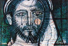 Cristo de la lágrima negra