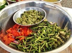 seasonal veggies - An Okanagan farm-to-table al fresco dining experience Al Fresco Dining, Country Farm, Green Beans, Rabbit, Events, Vegetables, Food, Bunny, Rabbits