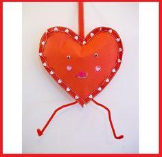 Stuffed Valentine's Craft for Kids