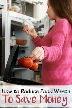 How to Reduce Food Waste-Analyze why you are wasting food and follow these tips to prevent food waste in the future and save money on groceries.