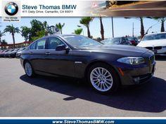 2011 #BMW #535i #Sedan. Stock Number: 105204
