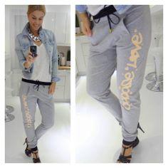 training trousers - love it ::: regina dukai by SUGARBIRD