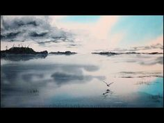 Reflected clouds - YouTube