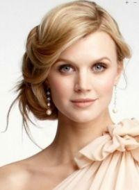 classic-bridal-hair-2 wedding bridesmaid