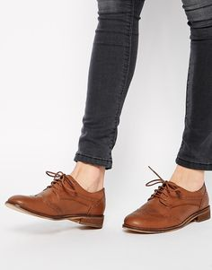 Image 4 of ASOS MILLIONAIRE Leather Brogues