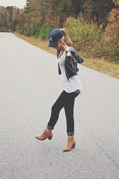 Cute weekend style