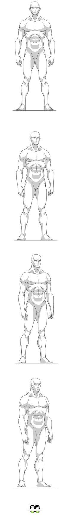 Aprender a dibujar personas paso a paso y de forma profesional con esta guia totalmente completa, en donde encontrarás toda la información necesaria para ti