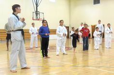 Full Circle Martial Arts was invited to the Pine Ridge Reservation to help combat the recent suicide epidemic by giving kids a place to go, a physical activity to take part in and an environment where they could find a support network.