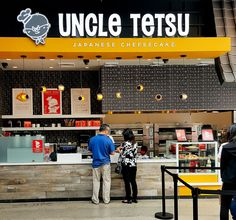 Uncle Tetsu, a Japanese bakery chain famous for their cotton-soft cheesecake, recently opened inside the Westfield Santa Anita Mall in Los Angeles, California. Tokyo Travel, Tokyo Trip, Japanese Cheescake, Cheese Cake Shop, Japanese Bakery, American Cheesecake, Chocolate Chip Mug Cake, Din Tai Fung, Garlic Butter Steak