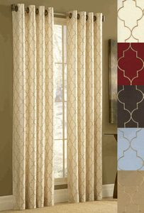 Hudson Gommet Curtains - Stylemaster - View All Curtains