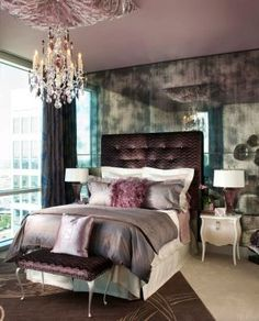 Luxurious bedroom - Embrace luscious living with LUSCIOUS | www.myLusciousLife.com