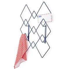 FIRMIN is a wall-mounted metal coat rack design by Julien Phedyaeff Florian Bédé for @hartoedition. It creates a nice graphic effect on your wall and is useful to hold your cloths or even your mail.  Find more on archiproducts.com #archiproducts #design #harto