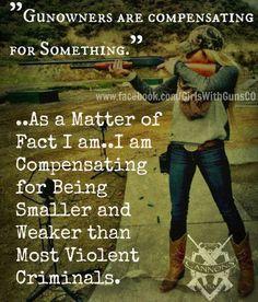 via Girls With Guns