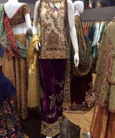 Image may contain: one or more people and people standing Pakistani Formal Dresses, Shadi Dresses, Pakistani Wedding Outfits, Pakistani Dress Design, Pakistani Clothing, Indian Dresses, Red Lehenga, Lehenga Choli, Anarkali