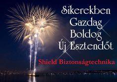 Sikerekben Gazdag Boldog Új Esztendőt!