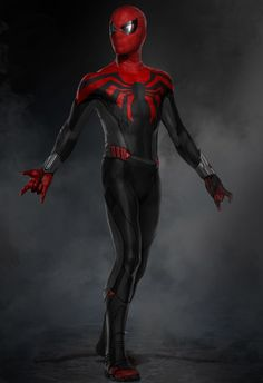 Unused SPIDER-MAN: HOMECOMING Concept Art Takes Influence From SUPERIOR SPIDER-MAN