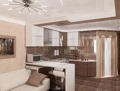Квартира по ул. Л. Толстого, 38 | Дизайн-студия 2hb-design