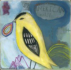 Mati McDonough bird