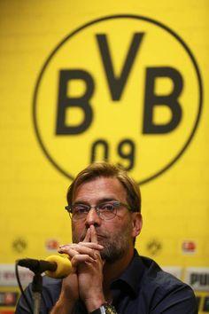 Jürgen Klopp verlässt Borussia Dortmund