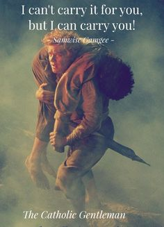 Samwise Gamgee. Can I say just how much I love this guy!!!! He's my favorite and my role model!!!!