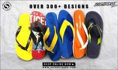 Over 300+ Design on SoleThreads. Browse a variety of styles and order online.