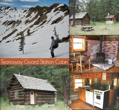 36 Best Cabins To Rent In The Pacific Northwest Images Cottage