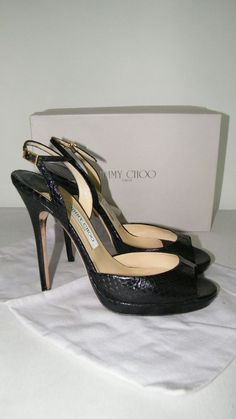 US $99.99 Pre-owned in Clothing, Shoes & Accessories, Women's Shoes, Heels