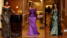 Feel The Glamour! Red Carpet Moments From Glitz Style Awards 2018 - AccelerateTv Prom Dresses, Formal Dresses, Red Carpet, Awards, African, Classy, Glamour, In This Moment, Fashion Trends