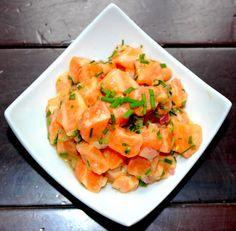 noodles nigella seared salmon with singapore noodles salmon singapore ...