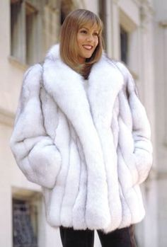 New Sapphire Saga Mink Fur Coat Nerz Like Jacket Fox Sable ...
