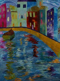 Venetian Reflections V