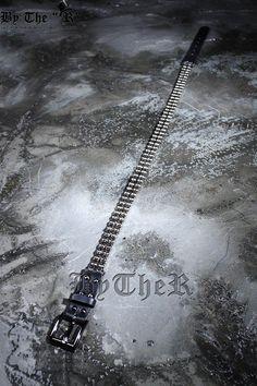 http://www.ebay.com.au/itm/Byther-Mens-Double-Silver-Chain-Advanted-Fashion-Belt-Metal-Leather-P0000MAS-AU-/351422669209?hash=item51d26c6199