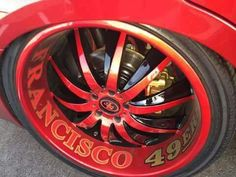 My kind of rims!