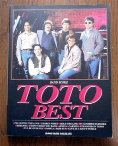 Toto - The BEST!