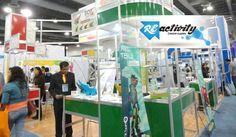 Simlador de negocios Piktaan presentandose en el world trade center :)