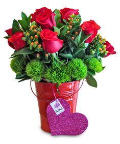 Balde San Valentin