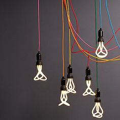 Plumen - Designer low energy bulbs