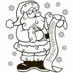 Christmas Coloring Pages | Christmas Coloring Pages | Pinterest ...