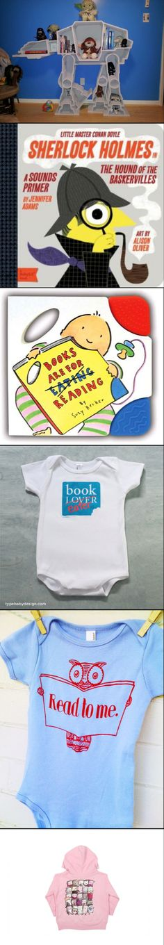 6 Bookish Buys for Baby Bookworms