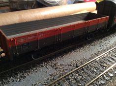 OAA wagon in Speedlink livery  22/10/16 Acquisitions from Beckenham & West Wickham MRC club shop