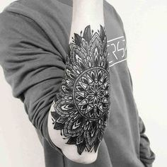 Tatuajes De Mandalas Para Hombres Con Disenos Increibles Tato