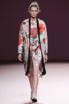 Madrid Fashion Week: Juan Vidal Otoño Invierno 2015/16   TELVA