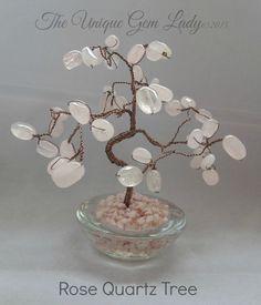 Rose Quartz Nugget Gemstone Crystal Healing by TheUniqueGemLady