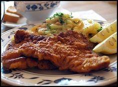Wiener Schnitzel mit Kartoffelpüree