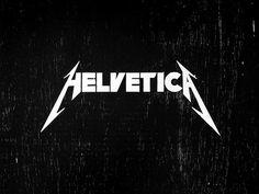 Metallica Helvetica