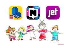 Redes Sociales sólo para niñ@s, sí o no? http://bit.ly/2kQdcau #LegoLife @LEGO_Group #DisneyMix @DisneySpain #JetMe @JETdotme #ePaternidad