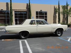 1965 Plymouth Belvedere A-990 Acid Dipped Factory Race Car - One Of The NI