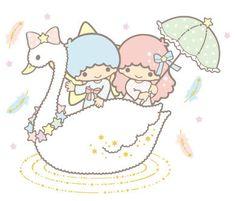 Swan ★Little Twin Stars★